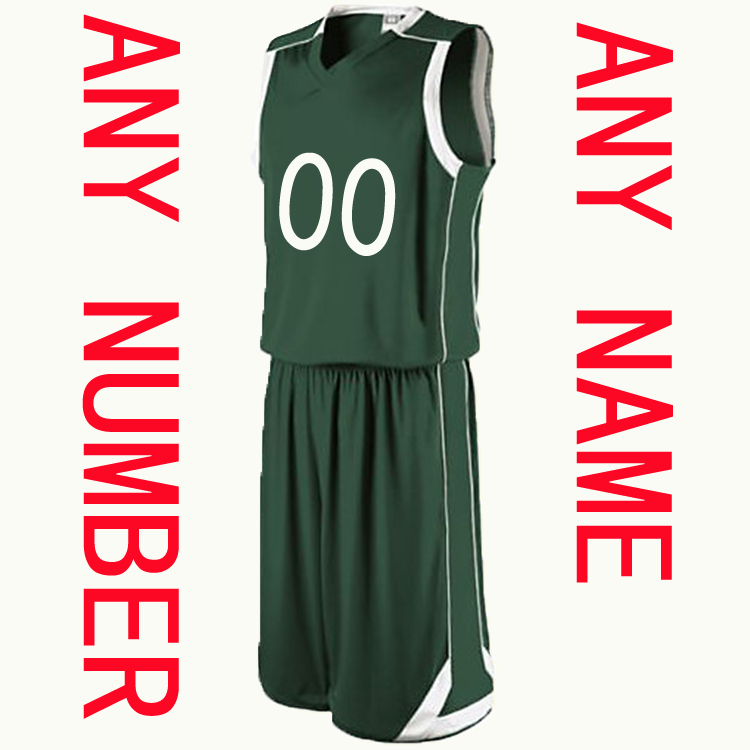 Customized Basketball Jerseys Can custom Any Number and Name Size S-6XL